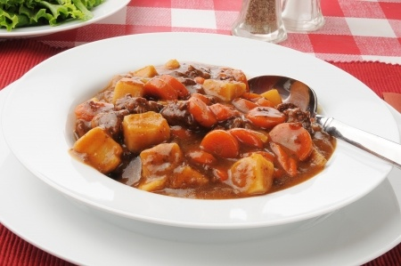 Alberta Beef and Vegetable Stew GF DF