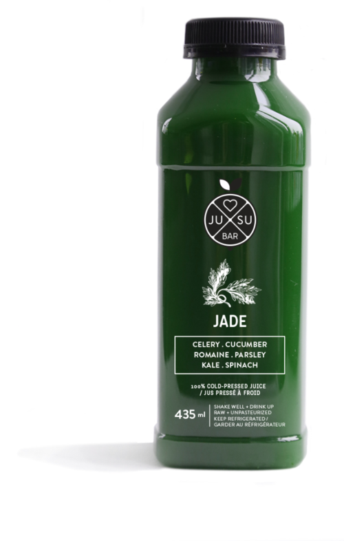 Juice -Jade 4 x 14 oz GF DF V