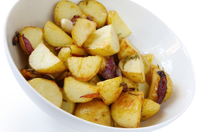 Roasted Potato & Herbs FAMILY 750 g GF DF V